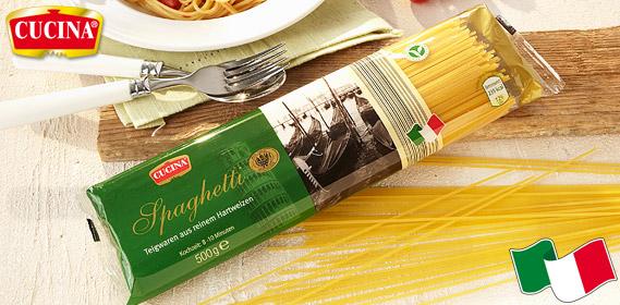 Penne, Spaghetti oder Fusilli, Dezember 2011