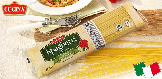 Penne, Spaghetti oder Fusilli, M�rz 2013