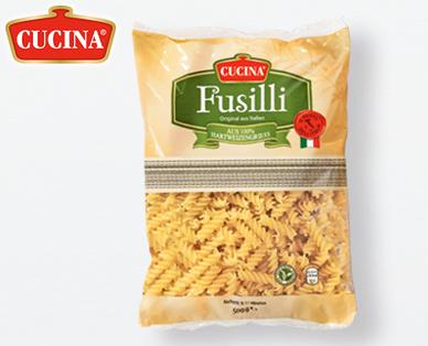 Penne, Spaghetti oder Fusilli, Juli 2014