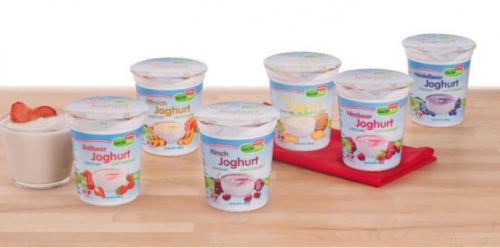 Fruchtjoghurt (laktosefrei), Juli 2013