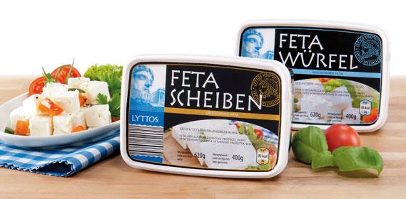 Feta in Scheiben/Würfel, April 2013