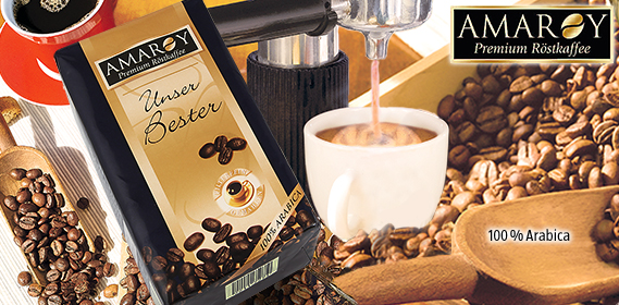 Röstkaffee, Unser Bester, August 2012