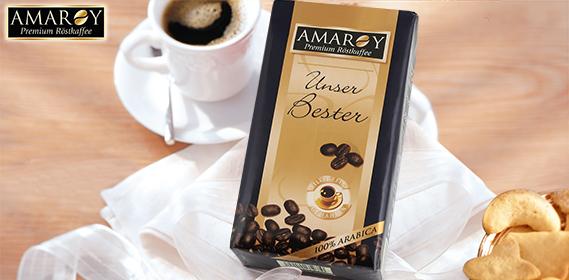 Röstkaffee, Unser Bester, November 2012