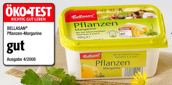 Pflanzen-Margarine, Juli 2010