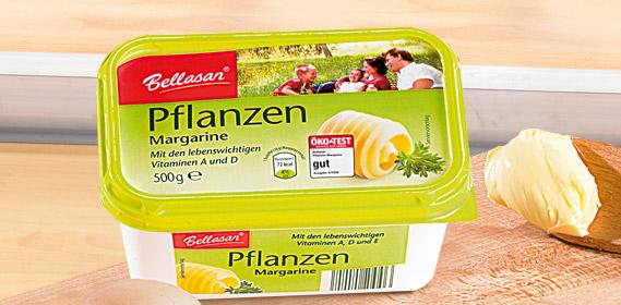 Pflanzen-Margarine, Oktober 2010