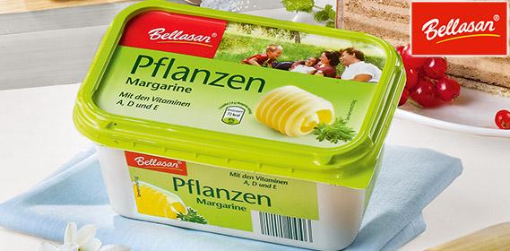 Pflanzen-Margarine, Februar 2011