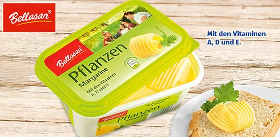 Pflanzen-Margarine, Februar 2012