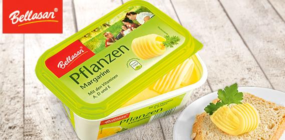Pflanzen-Margarine, Februar 2013