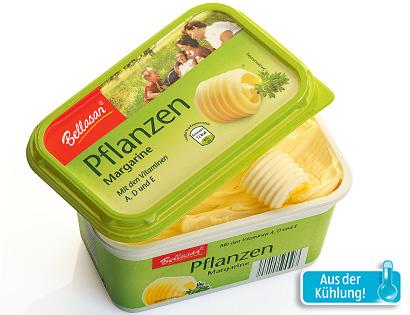 Pflanzen-Margarine, Februar 2014