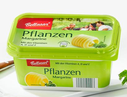 Pflanzen-Margarine, M�rz 2014