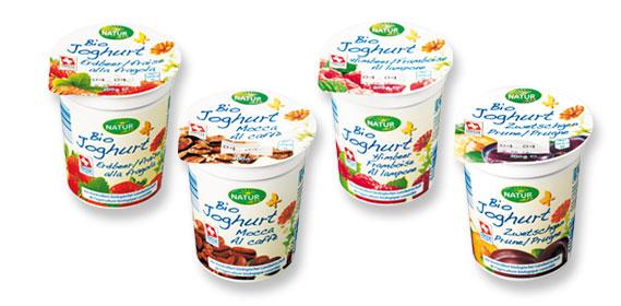 Bio Fruchtjoghurt, April 2012