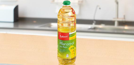 Reines Pflanzenöl aus Raps, Oktober 2010
