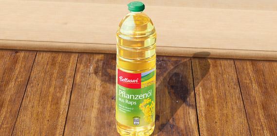 Reines Pflanzenöl aus Raps, Oktober 2011