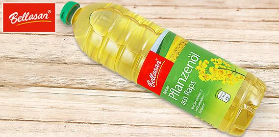 Reines Pflanzenöl aus Raps, Februar 2012