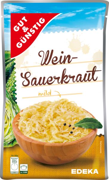 Sauerkraut, Januar 2018