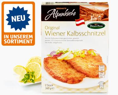 Original Wiener Kalbsschnitzel, Oktober 2014