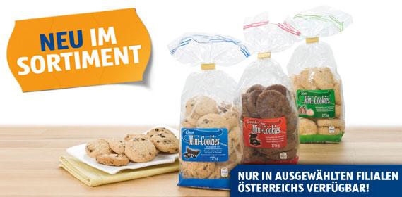 Mini-Cookies Choco , April 2012