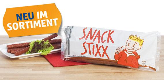 Snack Stixx, Mai 2012
