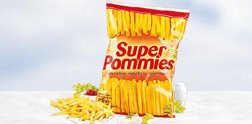 Pommes Frites / Super Pommies, Oktober 2007