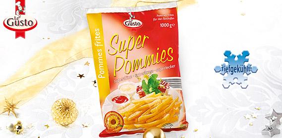 Pommes Frites / Super Pommies, Dezember 2011