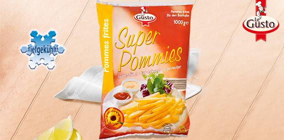 Pommes Frites / Super Pommies, Januar 2012