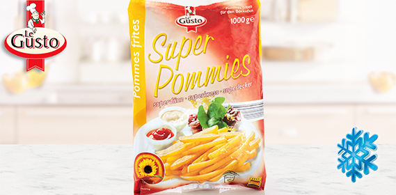 Pommes Frites / Super Pommies, November 2012