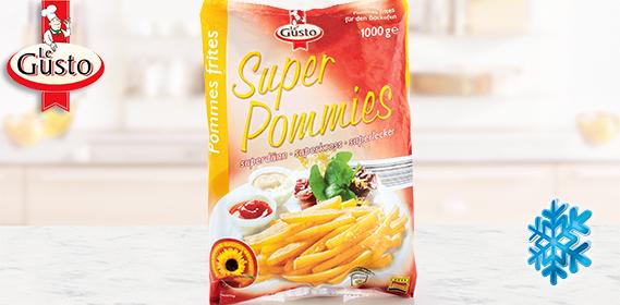 Pommes Frites / Super Pommies, November 2012