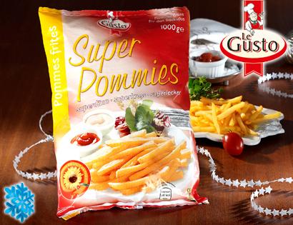 Pommes Frites / Super Pommies, November 2013