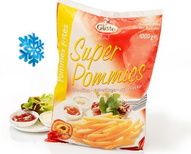 Pommes Frites / Super Pommies, Oktober 2014