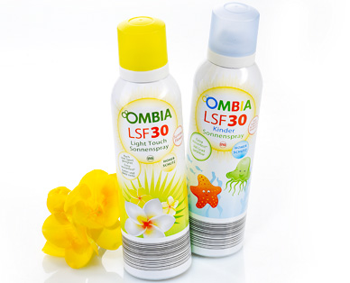 Light Touch oder Kinder Sonnenspray LSF 30 EASY PROTECT , August 2015