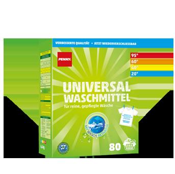 Universalwaschmittel, Mai 2012