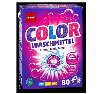 Colorwaschmittel, M�rz 2016
