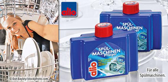 Spülmaschinenpfleger, 2x 250 ml, September 2012