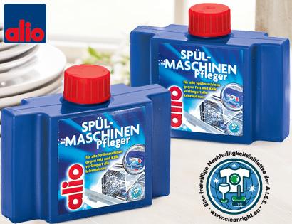 Spülmaschinenpfleger, 2x 250 ml, Mai 2013