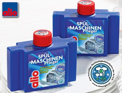 Spülmaschinenpfleger, 2x 250 ml, September 2013