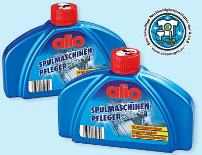 Spülmaschinenpfleger, 2x 250 ml, Februar 2014