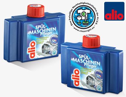 Spülmaschinenpfleger, 2x 250 ml, Mai 2014