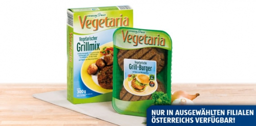 Grillburger, vegetarisch, Mai 2012