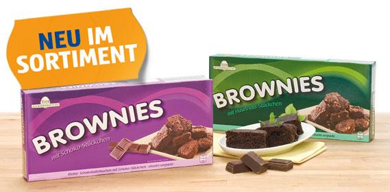 Brownies, Mai 2012
