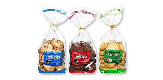 Mini Cookies, Mai 2012