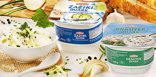 Kräuter- oder Zaziki-Quark, April 2008