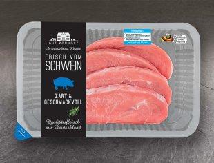Schweine-Schnitzel, Mai 2018
