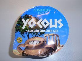 Joghurt nach griechischer Art, 10 % Fett, Mai 2012