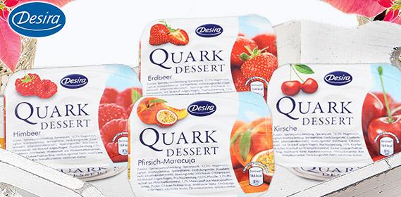 Quark-Dessert, November 2010