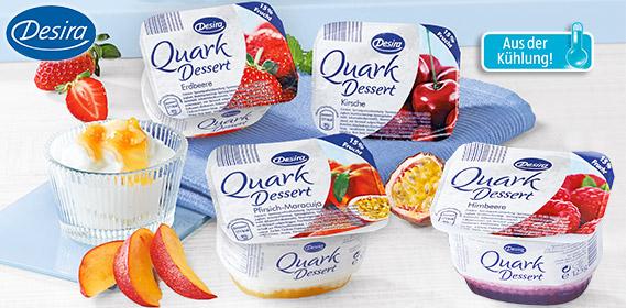 Quark-Dessert, April 2012