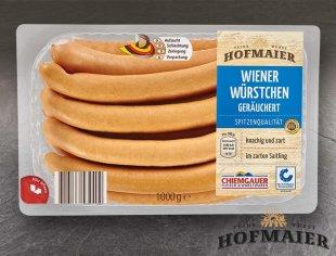 Wiener Würstchen, Januar 2018