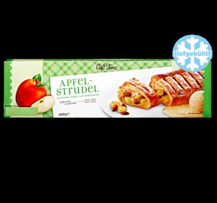 Apfelstrudel, November 2017