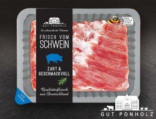 Schweinebauch, November 2016