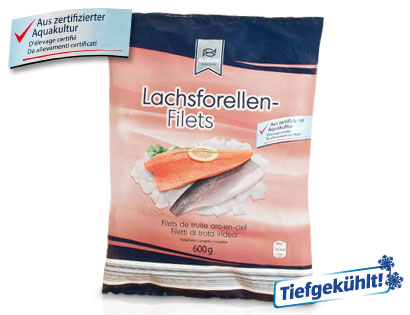 MSC Lachsforellen-Filets, Januar 2014