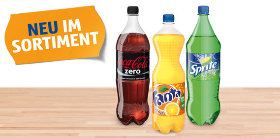 Coca Cola Zero, Juni 2012